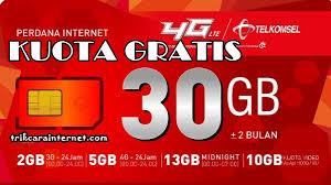 cek kuota telkomsel 30gb paket data murah xl kuota 30gb cuma 10ribu terbaru 2018 trik cara