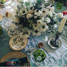 holiday entertaining with cece barfield thompson la dolce vita
