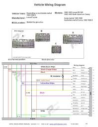 toyota echo wiring diagram dolgular com