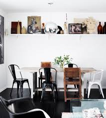 Mixing Dining Room Chairs Add Interest Style By Mixing Matching Chairs Around A Dining