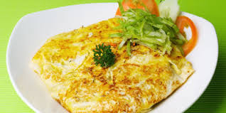 membuat nasi goreng cur telur nasi goreng bungkus telur dadar health basic