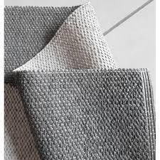 tapis outdoor circle en plastique tressé tapis spécial terrasse