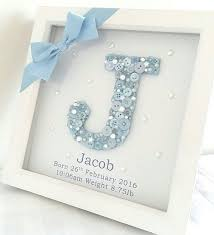 keepsake gifts for baby gorgeous large initial letter scrabble frame new baby christening