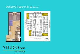 studio zen filinvest