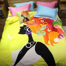 Girls Bright Bedding by Online Get Cheap Bright Colored Quilt Bedding Aliexpress Com
