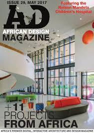 Interior Design Magazines African Design Magazine August 2017 Joomag Newsstand