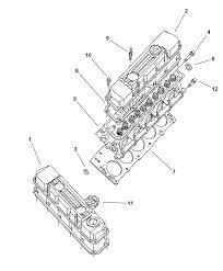 2003 Dodge 3500 Truck Parts - cylinder head for 2003 dodge ram 3500 mopar parts giant