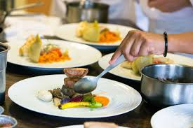 la bonne cuisine gastronomic restaurant alpes haute provence starred restaurant