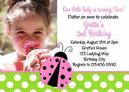 golden birthday invitation wording ladybug first birthday invitations u2013 gangcraft net