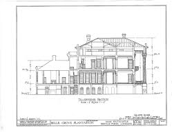 floor plans of mansions floor plans belle grove plantation mansion white castle louisiana