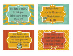 free printable give thanks scripture cards