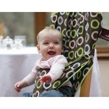 siege nomade bébé chaise nomade bébé totseat chocolate maman naturelle