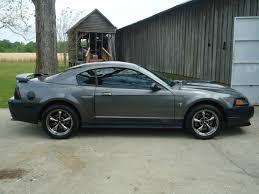 Mustang Black Chrome Wheels Black Chrome 2003 04 Mach 1 Registry Owners Club