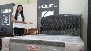 Ranjang Siantano harga terjangkau toko kota baru meubel tawarkan aneka ranjang