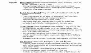 Sle Resume Of Child Caregiver Resume For Daycare Daycare Resume Exles Resume For Childcare