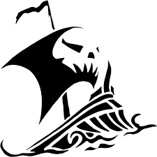 Pirate Flags For Sale Pirate Decal Ebay