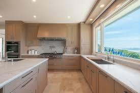oceanfront pebble beach transitional kitchen kitchen bath