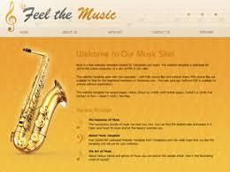 free music website templates 49 free css