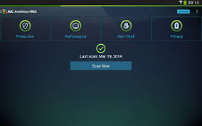 android malware scanner avg antivirus security free for android