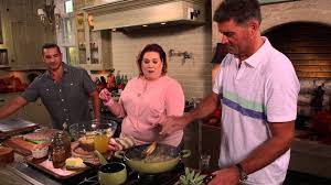 thanksgiving on the paula deen network