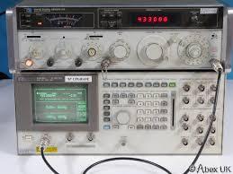 Radio Thermal Generator 8922h Radio Test Set Signal Generator Mod Analyser Digital
