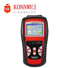 konnwei kw830 obdii eobd fault code reader scanner automotive