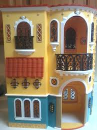 Fisher Price Doll House Furniture Little Tikes My Size Barbie Doll House Barbie Barbie Doll House