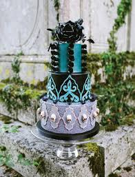Halloween Wedding Cake by Editors U0027 Picks Gothic Wedding Issue Favorites Cakecentral Com