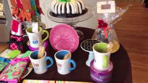 retail video how to say thank you with nothing bundt cakes youtube