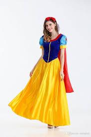 wholesale halloween fairy tale snow white skirts cinderella role