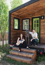tiny house fits a family in 196 square feet dwell