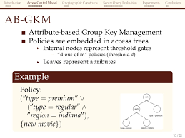 dbmask fine grained access control on encrypted relational databases