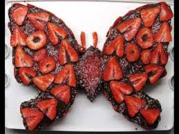 chocolate cake decoration with strawberries best food pictures