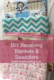 diy blanket how to make your own homemade swaddling blanket u0026 receiving