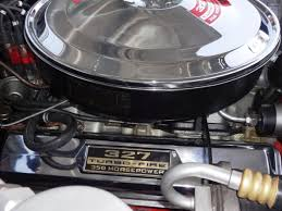 1957 fuel injected corvette