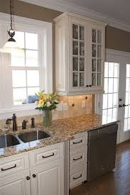 Cream Colored Kitchen Cabinets Best 25 Colored Kitchen Cabinets Ideas On Pinterest Color