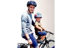 siege enfants velo siège enfant sur cadre de vélo adulte sièges bébés et enfants