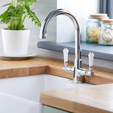 robinets de cuisine robinetterie cuisine hudson reed