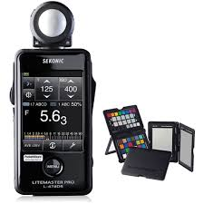 sekonic litemaster pro light meter sekonic litemaster pro l 478dr light meter and 401 479ccpp b h