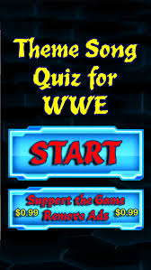 Theme Song Quiz Wwe | theme song quiz for wwe app store revenue download estimates us