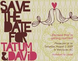 Save The Date Emails Wedding Littlesparrowstuff Email Save The Dates