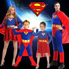 Superwoman Halloween Costumes Halloween Cosply Costume Superman Superwoman Couple