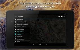 gpx viewer tracks rutas y waypoints aplicaciones de android