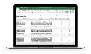 month end close checklist excel accounting template