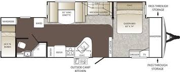 Outback Campers Floor Plans 2012 Keystone Outback 320bh Travel Trailer Lexington Ky Northside Rvs