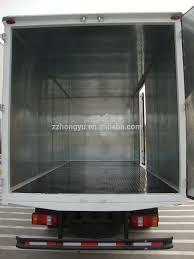 kw box truck jmc 2ton small cargo box van truck cheap box trucks dry van trucks