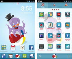 go launcher themes spongebob go launcher ex octopus theme apk download latest version 1 com
