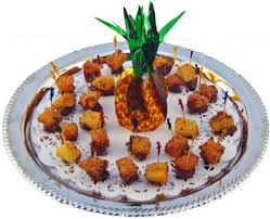 Dinner Party Hors D Oeuvre Ideas Hawaiian Luau Tiki Party Food Ideas Hors D U0027oeuvre Recipes