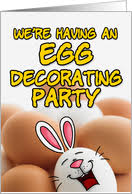 Easter Egg Decorating Party Invitations by Easter Egg Decorating Party Invitations From Greeting Card Universe