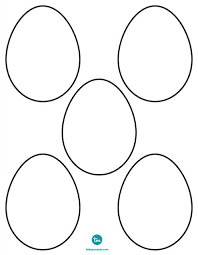 blank easter eggs zendoodle easter egg coloring pages easter egg and easter crafts